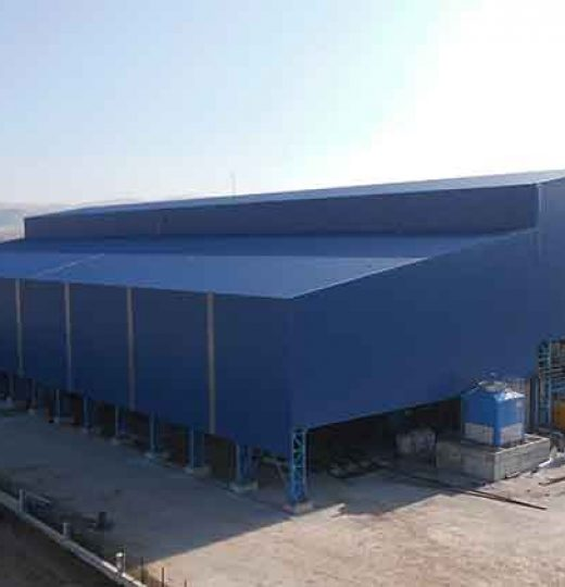 Kırıkkale Demir Çelik Fabrikası