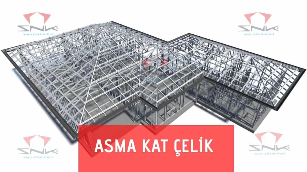 Asma Kat Çelik