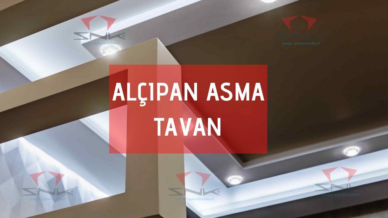 Alçıpan Asma Tavan