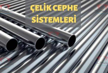 Çelik Cephe Sistemleri