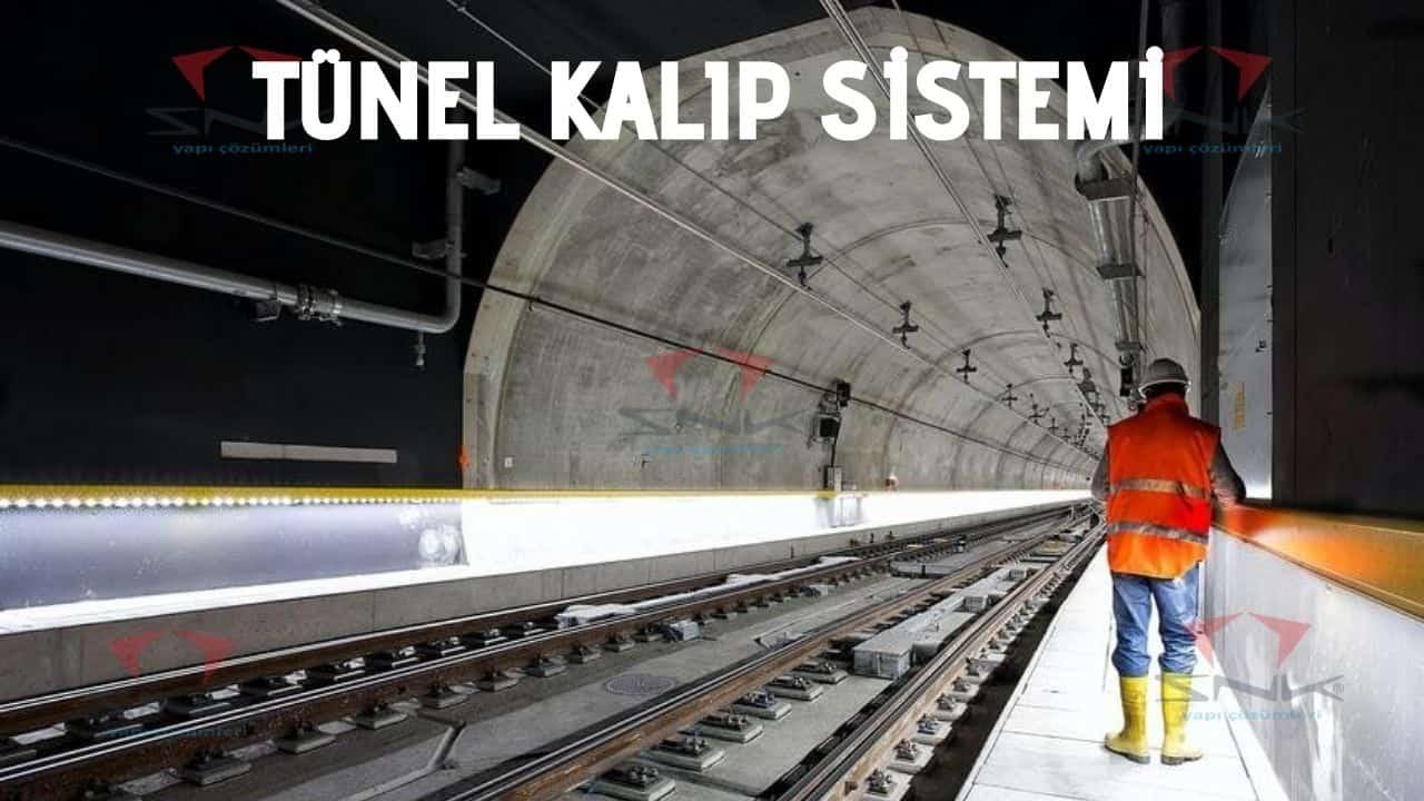 Tünel Kalıp Sistemi Avantajları