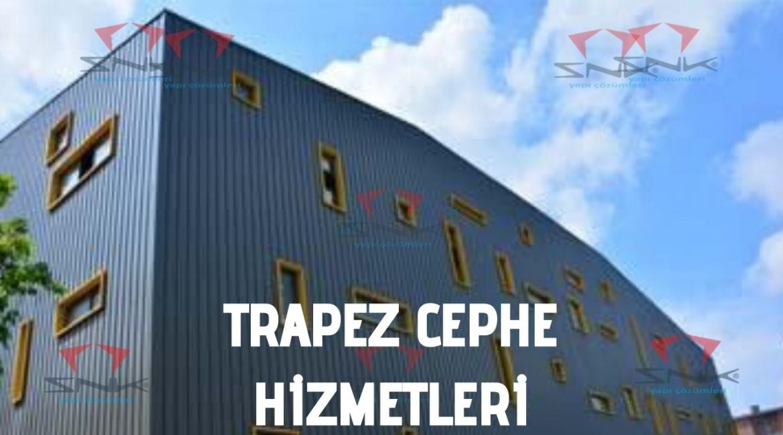Trapez Cephe Hizmetleri